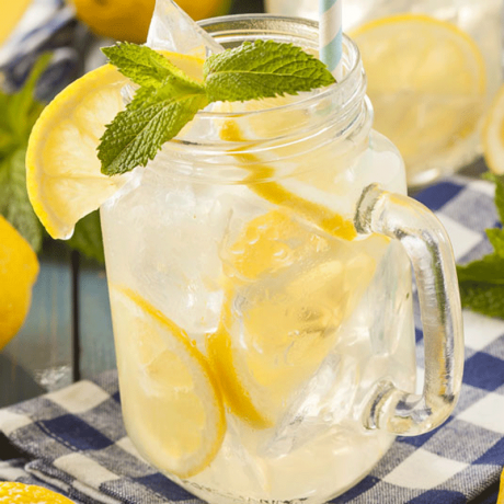 Lemon Moonshine